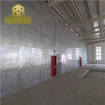 河北建筑纤维水泥板防爆墙安装