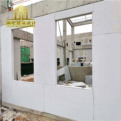 纤维增强水泥板泄爆墙其所用的保温材料岩棉板