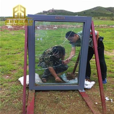防爆窗郑州重氮化反应加氢车间防爆窗