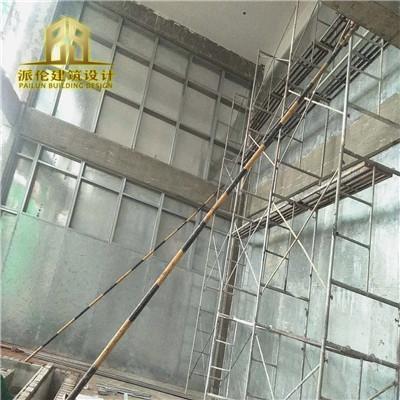 抗爆墙厂家设计定制施工青岛沙地建筑
