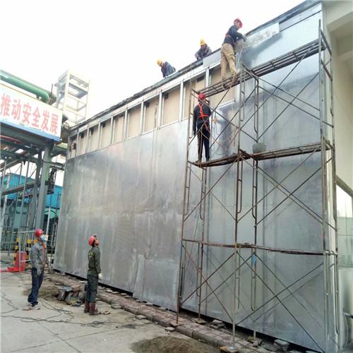 纤维水泥复合钢板抗爆墙