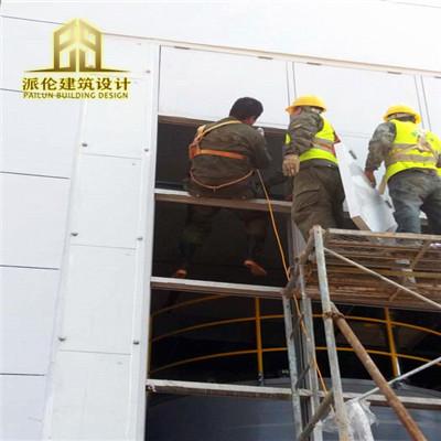 纤维增强水泥板泄爆墙系统结构灵活多变