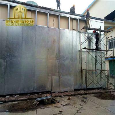 抗爆墙FS前处理提取车间保温型抗爆墙质量保障
