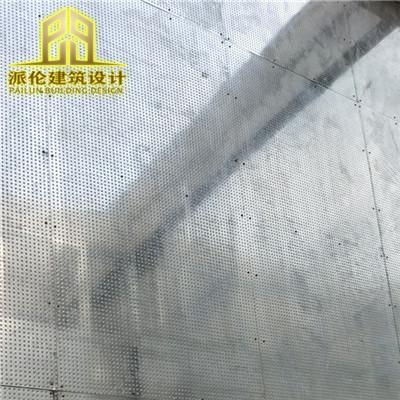 沈阳抗爆墙建筑会充分考虑外墙风压要求