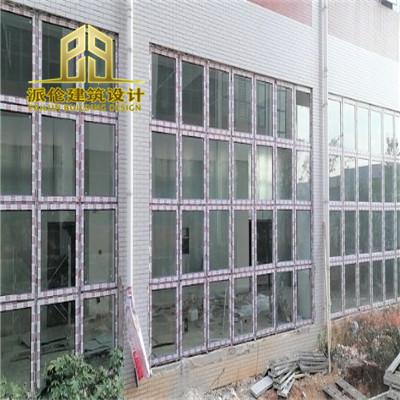 派伦泄爆窗厂家为沈阳化工厂安装施工