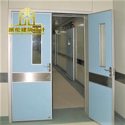 铝制洁净门