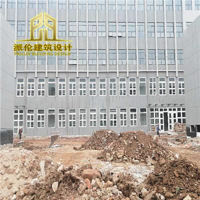 派伦泄爆窗应用于许昌化肥厂建筑施工安装