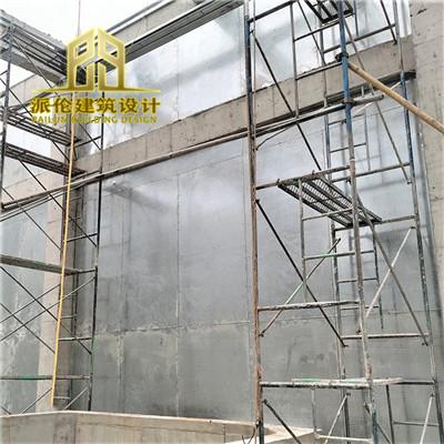 派伦防爆墙为河北凯瑞化工公司施工安装